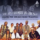 THE ART ENSEMBLE OF CHICAGO Salutes The Chicago Blues Tradition album cover