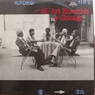 THE ART ENSEMBLE OF CHICAGO The Art Ensemble Of Chicago album cover