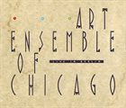 THE ART ENSEMBLE OF CHICAGO Live In Berlin album cover
