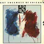 THE ART ENSEMBLE OF CHICAGO The Paris Session album cover