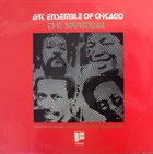 THE ART ENSEMBLE OF CHICAGO The Spiritual album cover