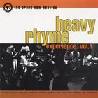 THE BRAND NEW HEAVIES Heavy Rhyme Experience, Volume 1 album cover