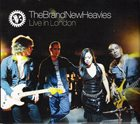 THE BRAND NEW HEAVIES Live in London album cover