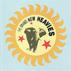 THE BRAND NEW HEAVIES The Brand New Heavies (1990) album cover