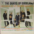 THE DUKES OF DIXIELAND (1951) Breakin' It Up On Broadway album cover