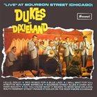 THE DUKES OF DIXIELAND (1951) Live At Bourbon Street (Chicago) album cover