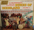 THE DUKES OF DIXIELAND (1951) Up The Mississippi With The Dukes Of Dixieland Vol. 9 album cover