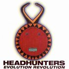 THE HEADHUNTERS Evolution Revolution album cover