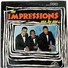 THE IMPRESSIONS One By One album cover