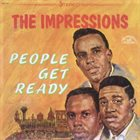 THE IMPRESSIONS People Get Ready album cover