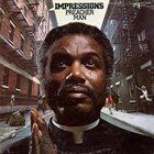 THE IMPRESSIONS Preacher Man album cover