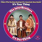 THE ISLEY BROTHERS It's Our Thing album cover