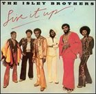 THE ISLEY BROTHERS Live It Up album cover