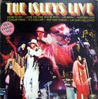 THE ISLEY BROTHERS The Isleys Live album cover