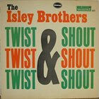THE ISLEY BROTHERS Twist & Shout album cover