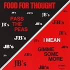 THE J.B.'S / JB HORNS Food For Thought album cover