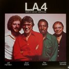 THE L.A. FOUR Watch What Happens album cover