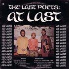 THE LAST POETS At Last album cover