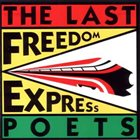 THE LAST POETS Freedom Express album cover