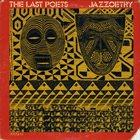 THE LAST POETS Jazzoetry album cover