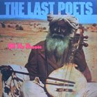 THE LAST POETS Oh My People album cover