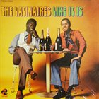 THE LATINAIRES Like It Is album cover