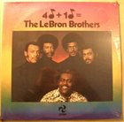 THE LEBRON BROTHERS 4 Plus 1 = the Lebron Brothers album cover