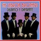 THE LEBRON BROTHERS Distinto Y Diferente album cover