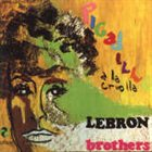 THE LEBRON BROTHERS Picadillo A La Criolla album cover