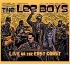 THE LEE BOYS Live On the East Coast album cover
