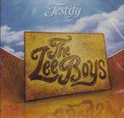 THE LEE BOYS Testify album cover