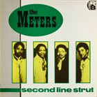 THE METERS Second Line Strut album cover