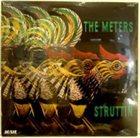 THE METERS Struttin' album cover