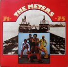 THE METERS The Best Of The Meters 71-75 album cover