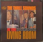 THE THREE SOUNDS Live at the Living Room album cover