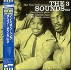 THE THREE SOUNDS The Three Sounds Vol.2 album cover