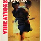 THE THREE SOUNDS Vibrations album cover