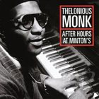 THELONIOUS MONK After Hours At Minton's album cover