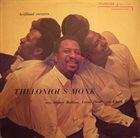 THELONIOUS MONK Brilliant Corners album cover