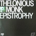 THELONIOUS MONK Epistrophy album cover