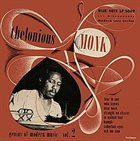 THELONIOUS MONK Genius of Modern Music: Volume 2 album cover