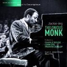 THELONIOUS MONK Live In Amsterdam 1961 album cover