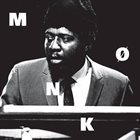 THELONIOUS MONK Mønk album cover