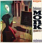 THELONIOUS MONK Misterioso Album Cover