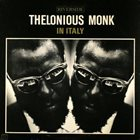 THELONIOUS MONK Monk in Italy album cover