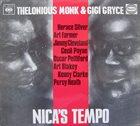 THELONIOUS MONK Nica's Tempo (with Gigi Gryce) album cover