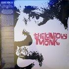 THELONIOUS MONK Palais des Beaux-Arts 1963 album cover