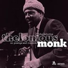 THELONIOUS MONK The Definitive Thelonious Monk on Prestige and Riverside album cover