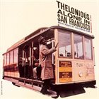 THELONIOUS MONK Thelonious Alone in San Francisco album cover