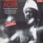 THELONIOUS MONK Thelonious Monk (Musica Jazz) album cover
